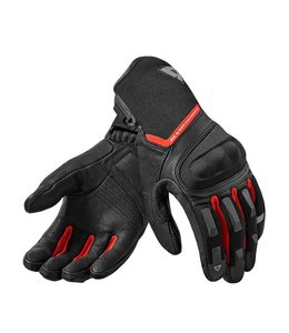 REV'IT! Striker 3 Gloves Black-Red