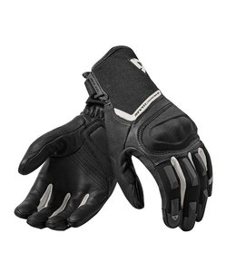 REV'IT! Striker 3 Gloves Black-White