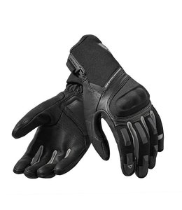 REV'IT! Striker 3 Handschuhe Silber-Schwarz