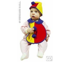 Babyfeestkleding Baby clown