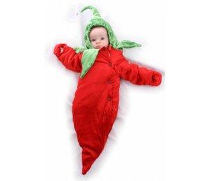 Babyfeestkleding baby's: Trappelzak Peper