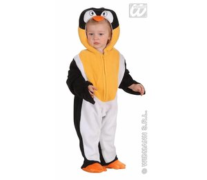 Babyfeestkleding pinguin