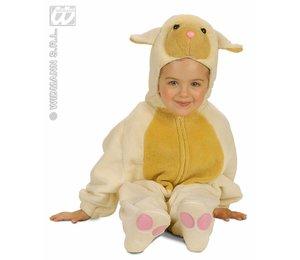Babyfeestkleding Baby-lammetje