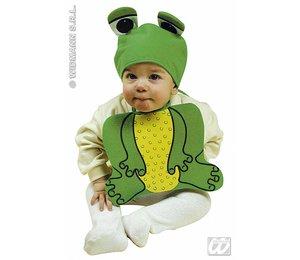 Babyfeestkleding Baby- kikker