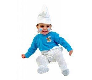 Babykostuum: Babysmurf