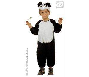Baby feestkleding kinderen: pluche Panda