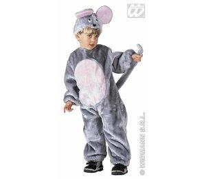 Baby feestkleding kinderen: pluche Muis