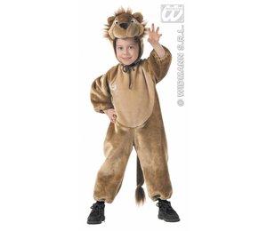 Baby feestkleding kinderen: pluche Leeuw