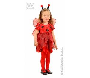 Baby feestkleding kinderen: meisjes insect