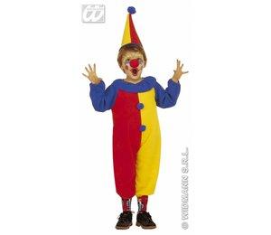 Baby feestkleding kinderen: clown