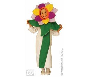 Baby feestkleding kinderen: bloem