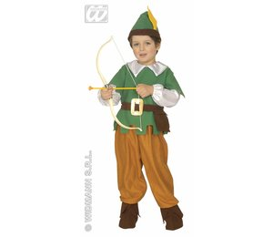 Baby feestkleding kinderen: Robin Hood