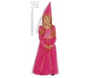 Baby feestkleding kinderen: kasteelmeisje