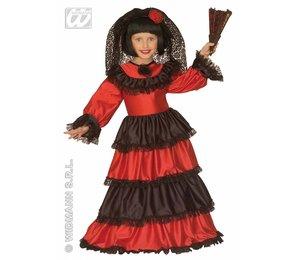 Baby feestkleding kinderen: senorita