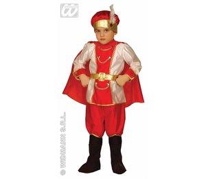 Baby feestkleding kinderen: koning