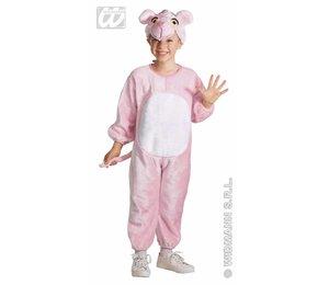 Baby feestkleding kinderen: pluche Panter