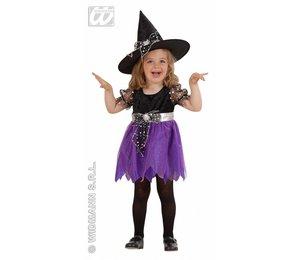Babyfeestkleding kinderen: heks