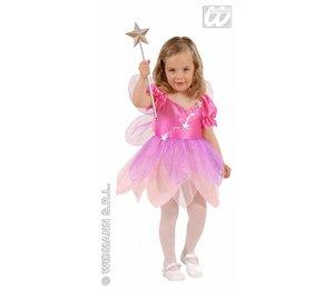 Baby feestkleding kinderen: rose fee