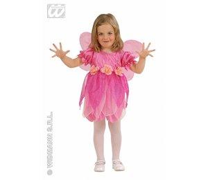 Baby feestkleding kinderen: roos