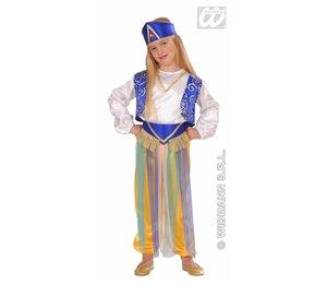 Baby feestkleding kinderen: Arabische prinses