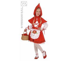 Baby feestkleding kinderen: Roodkapje