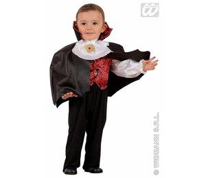 Baby feestkleding kinderen: vampier