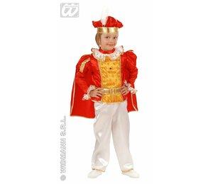 Baby feestkleding kinderen: Sprookjesprins