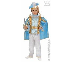 Babyfeestkleding kinderen: Blauwe prins