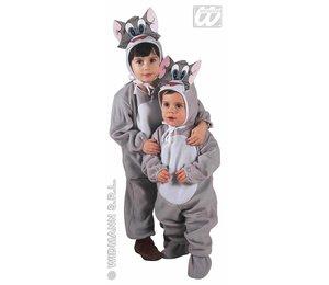 Baby feestkleding kinderen: katje