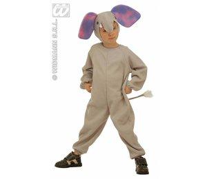 Babyfeestkleding kinderen: olifant