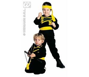 Babyfeestkleding kinderen: ninja