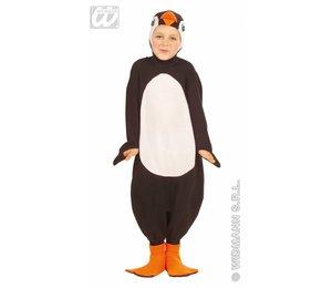 Baby feestkleding kinderen: Pinguin