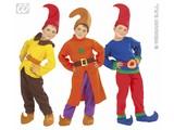 Baby feestkleding kinderen: Kabouter