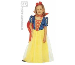 Baby feestkleding kinderen: sprookjesprinses