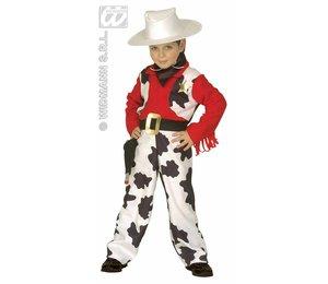 Baby feestkleding kinderen: cowboy
