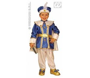 Baby feestkleding kinderen: royal prince