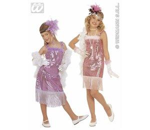 Baby feestkleding kinderen: Glamour marilyn