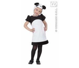 Babyfeestkleding kinderen: Panda-beertje