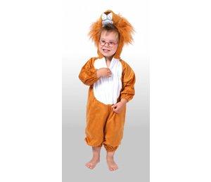 Babyfeestkleding kinderen: Leeuw pluche