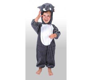 Babyfeestkleding kinderen: Olifant pluche