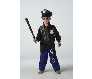 Babyfeestkleding kinderen: Politie