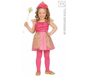Snoezig roze prinsesje