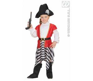 Piraten-baby-meisje