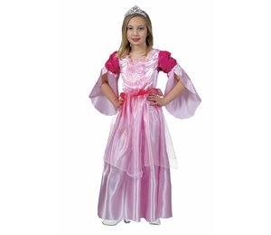 Feestkleding kinderen: Princess Lea