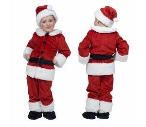 Kerstkleding: Kerst-baby/peuter jongen