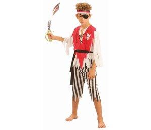Voordelige verkleedkleding baby: Piratenjongen