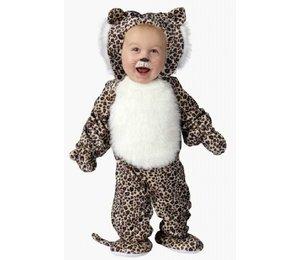 Kinderkostuum: luipaard