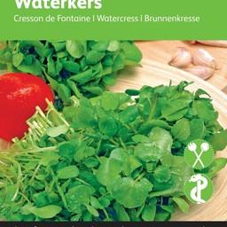Moestuinplant Waterkers