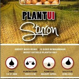 Plantui Sturon 250 Gram