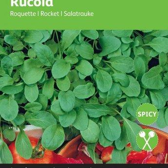 Moestuinplant Rucola italiaanse snijgroente groentezaden